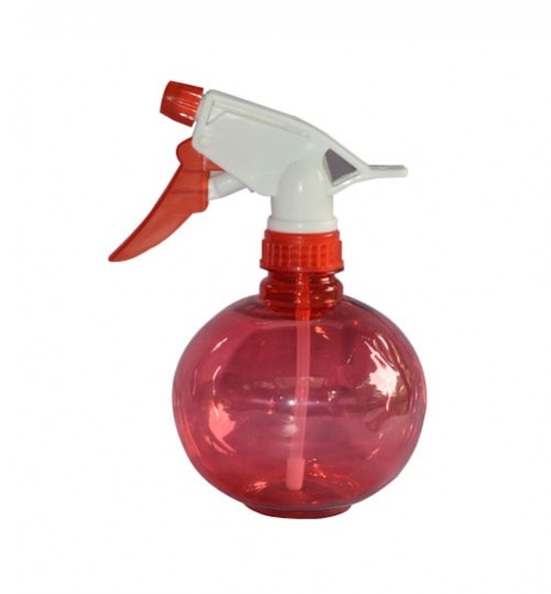Red Round small spray
