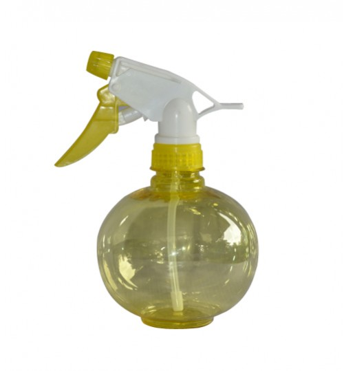 Yellow Round small spray