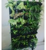 Vertical Planter Complete Setup - Bonayon Indoor Oxygen Factory - Air Purifier (~18 Square Feet Frame)