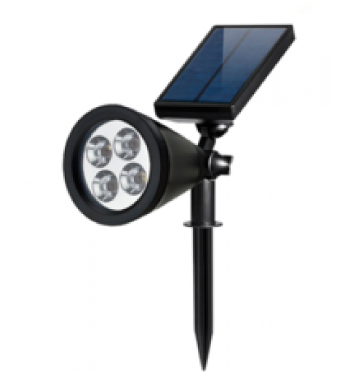 Garden Solar LED Light - Waterproof Durable Angle Adjustable