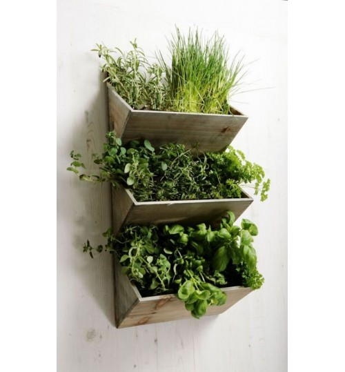 vertical Creative PVC Garden planter